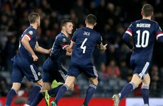 McGinn on the double in Scotland's comeback win as their focus also switches to March