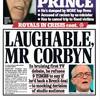 'Hazardous duel', 'Laughable Mr Corbyn': UK papers react to 'bruising' live TV debate