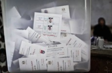 Egypt worried as parliament dissolved, elections begin