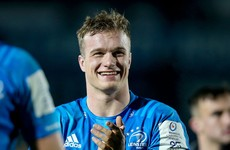 Van der Flier happy to mix it in open Leinster style, but loves the grind of hard-fought Tests