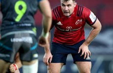 Scannell settled back in at Munster with Ireland's hooker spot up for grabs