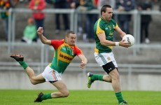Meath trounce Carlow in quarter-final replay