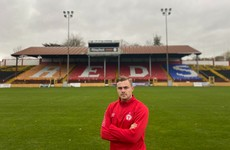 Shelbourne announce signing of ex-Dundalk, Bohs and Waterford midfielder Poynton