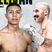 Spike O'Sullivan lands major fight with unbeaten Mexican star Munguia