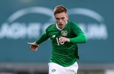 The Irish starlet who plays in Slovakia