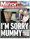'I'm sorry mummy': UK papers take aim as Prince Andrew steps down from public duties