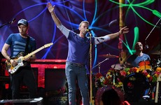 Coldplay won't tour their new album until concerts become 'environmentally beneficial'