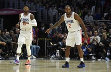 Superstars Kawhi and George combine for 42 points in first Clippers game together