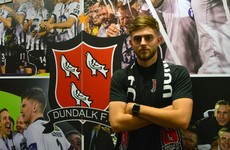 'We believe he can become a real star' - Dundalk sign former Man City youngster
