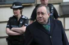 Alex Salmond pleads not guilty to attempted rape and 11 sexual assault charges
