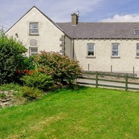 Charming former school house with views across to the Isle of Man - yours for €525k