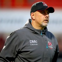 McFarland makes changes to Ulster team for visit of Clermont