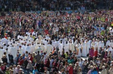 Almost 80,000 pilgrims expected for finale of Eucharistic Congress