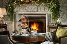 Craving a moment of calm? 8 luxurious spots for a Christmas afternoon tea