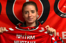Ireland defender Chloe Mustaki joins Charlton Athletic