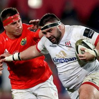 Moore puts pen to paper on new Ulster contract