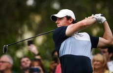 Stunning final-hole eagle sees McIlroy make flying start in Dubai