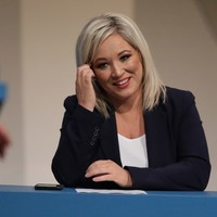 Michelle O'Neill retained Sinn Fein vice presidency with two thirds of vote