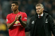 Solskjaer is best man for United job, says Rashford amid Pochettino links