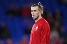 Gareth Bale defended after controversial 'Wales, golf, Madrid' celebration