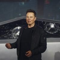 Elon Musk unveils Tesla's new Cybertruck but 'impact-proof' windows smash during demo