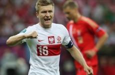 Poland captain Blaszczykowski blames ticket trouble