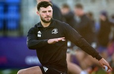 Henshaw, Kearney and Furlong among five changes for Leinster