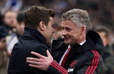 Solskjaer not feeling pressure now Pochettino is available after Spurs sacking