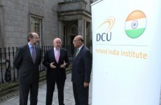 New institute hopes to strengthen Irish-Indian ties