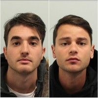 Rapists who high-fived and hugged each other while victim lay in pain jailed for seven years