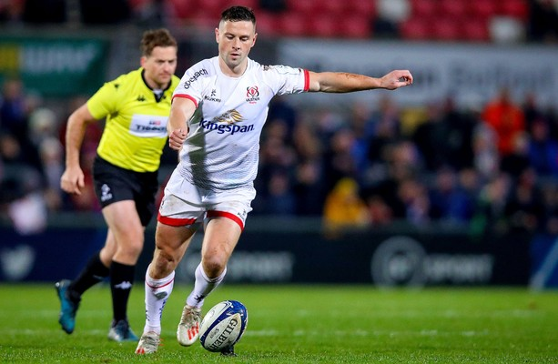 LIVE: Ulster v Clermont, Heineken Champions Cup