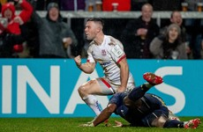 Coetzee and Cooney to the fore as Ulster sink Clermont