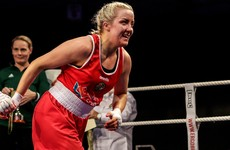 Desmond edges battle of friends in 69kg final as Aidan Walsh joins sister as Irish Elite champion