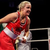 Desmond edges battle of friends in 69kg final as Aidan Walsh joins sister as Irish Elite champion