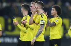 'Absolute shit': Reus ashamed as Dortmund come from 3-0 down to earn dramatic draw