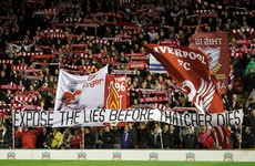 Liverpool, Margaret Thatcher and why the city's football fans boo the British National Anthem