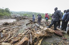 34 killed as villages swept away in Kenyan mudslides