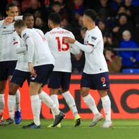 Late Firmino goal gets Liverpool out of jail against Palace