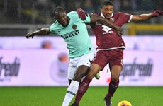Romelu Lukaku continues Italian renaissance
