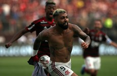 2 goals and 2 red cards in incredible finale, as Flamengo snatch Copa Libertadores glory