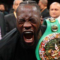 World champion Wilder knocks out Ortiz to retain heavyweight belt and stay undefeated