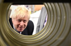 Johnson pledges to bring Brexit deal back to Parliament next month as 'Christmas present'