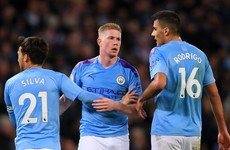De Bruyne sees himself as leader at Manchester City