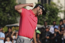 Rahm resists Fleetwood surge to win golf's Race to Dubai as McIlroy fades on day four