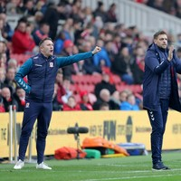 Pressure grows on Jonathan Woodgate and Robbie Keane, as Boro go 10 games without a win