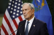 New York billionaire Michael Bloomberg launches US presidential bid