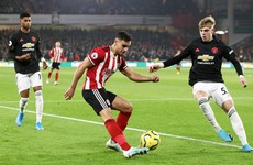 As it happened: Sheffield United v Man United, Premier League