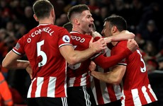 Incredible final 20 minutes sees Man United and Blades share points in 6-goal thriller