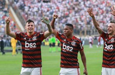 Flamengo confirmed as league champions a day after winning Copa Libertadores
