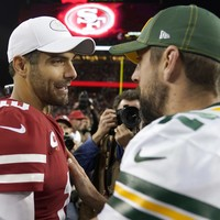 49ers dominate Rodgers, Packers as Patriots edge Cowboys